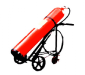 100pco2滅火器 100p co2  fire extinguisher