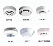 偵測器 many types of detectors